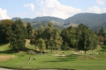 Golf courses in the Black Forest